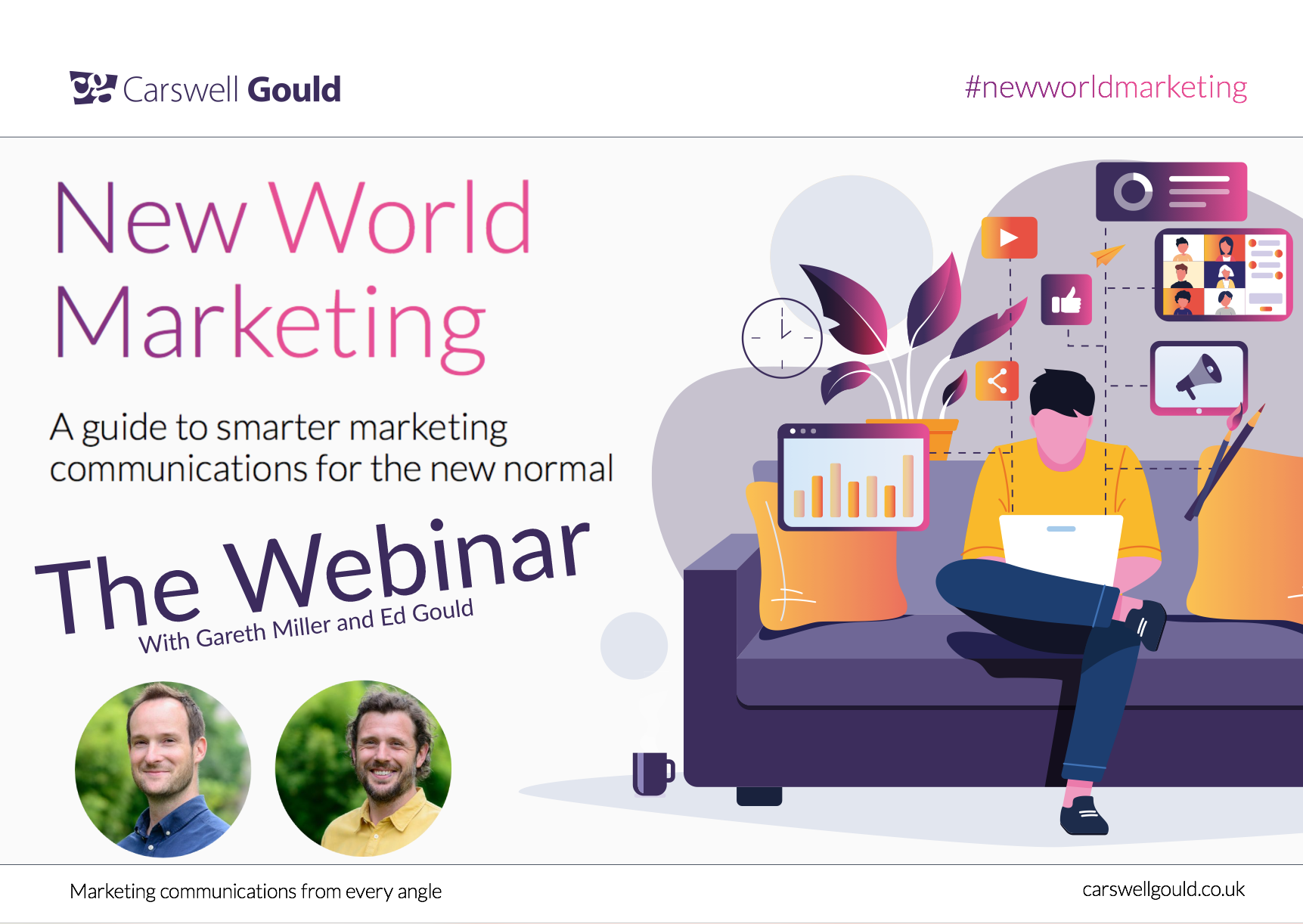 New World Marketing - Live!