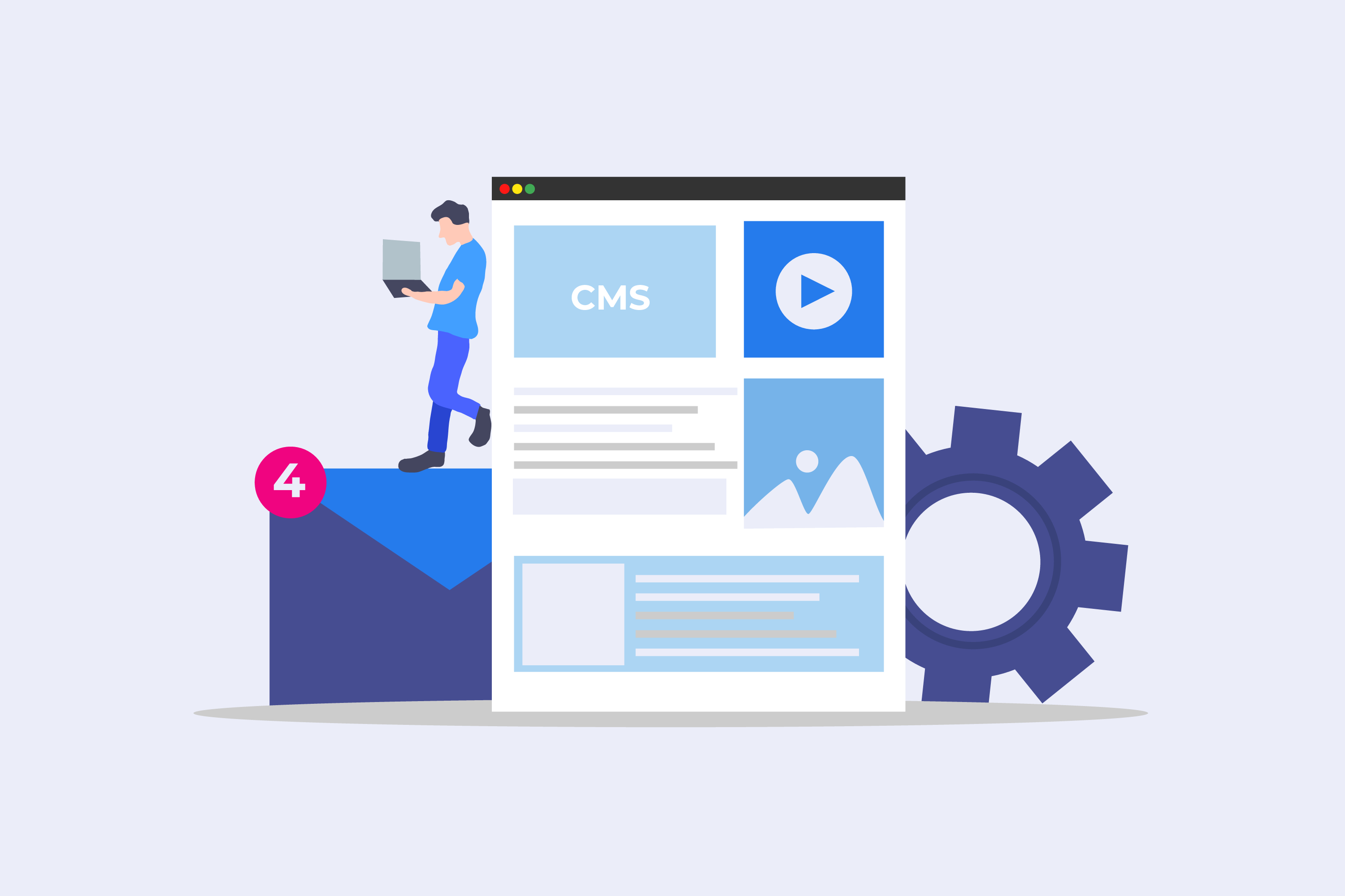 Wordpress vs Drupal. Which CMS best suits your needs?